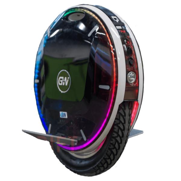 GotWay Nikola 650Wh 84V Black моноколесо