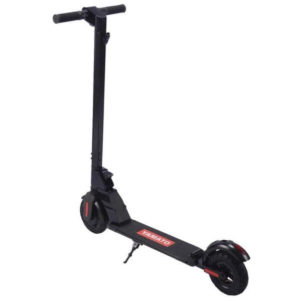 e-scooter black