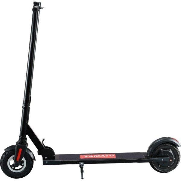 e-scooter black yamato