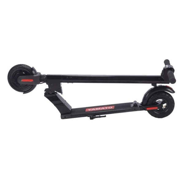 e-scooter black ямато