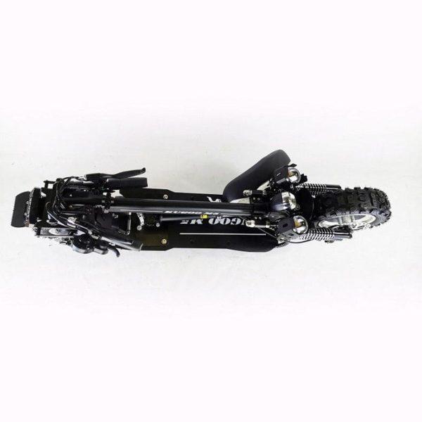 m5 черный kugoo