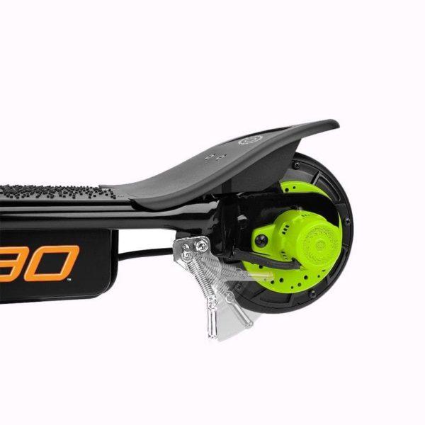 power core e90 зеленый разор