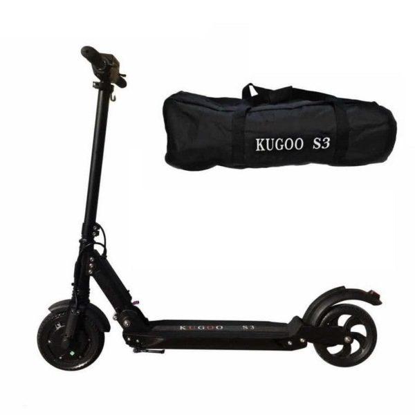 s3 black kugoo