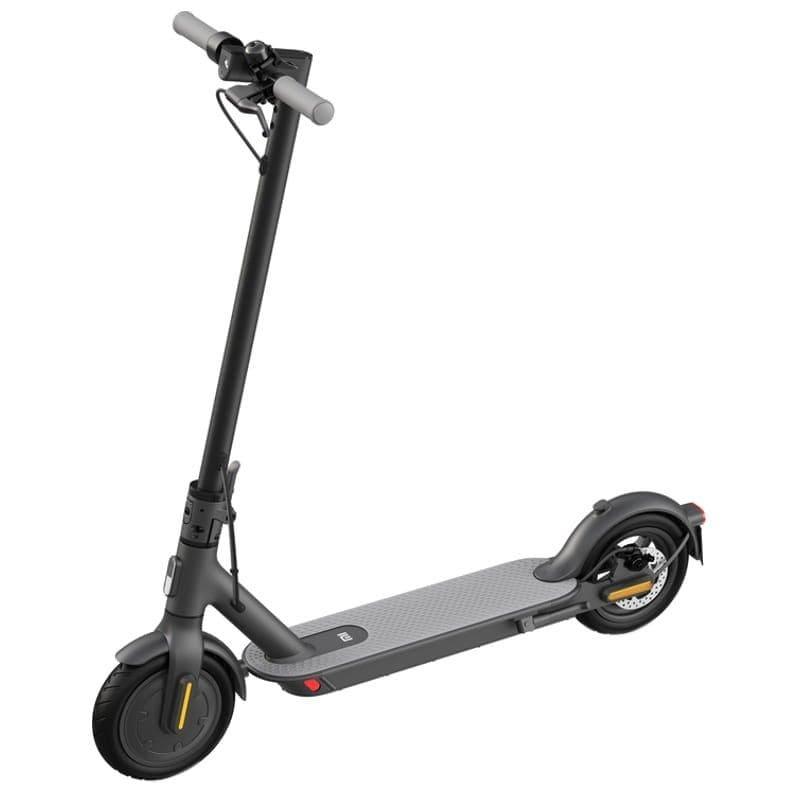 scooter essential grey сяоми