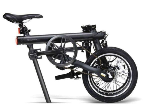 Электрический велосипед xiaomi mijia qicycle