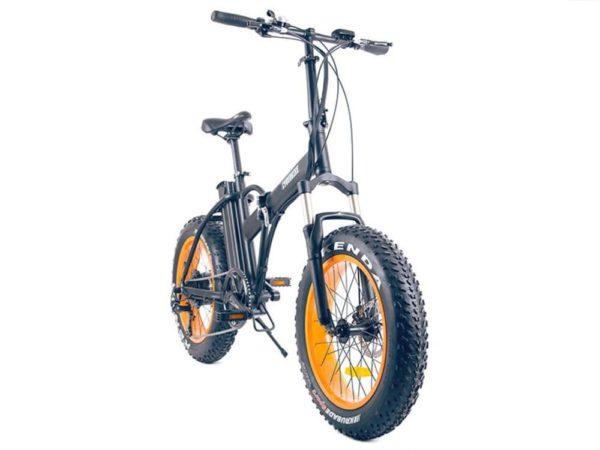 Электрофэтбайк cyberbike fat 350w