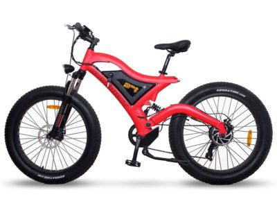 Электрофэтбайк hoverbot fb-1 fatbike