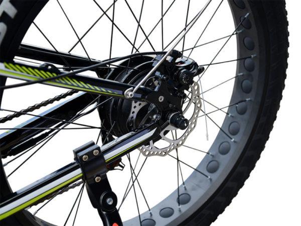Электрофэтбайк uberbike fat 48v 1000w