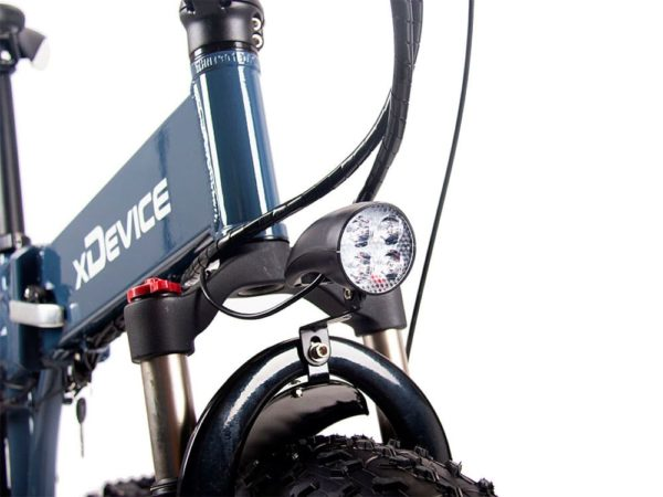 Электрофэтбайк xdevice xbicycle fat 20