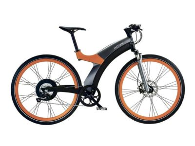 Электровелосипед - Besv Lion LX1