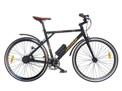 Электровелосипед - CYCLEMAN RUNNER
