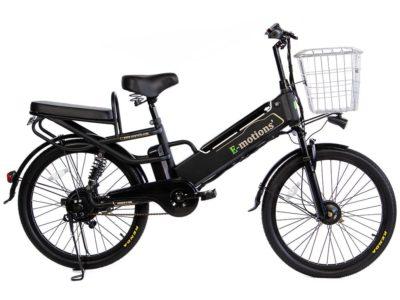 Электровелосипед - E-MOTIONS DACHA (ДАЧА) Premium 500W LI-ION 2020