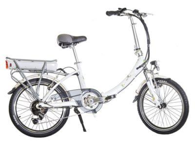 Электровелосипед - E-motions City King 2 (Rear)