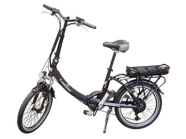 Электровелосипед - E-motions City King