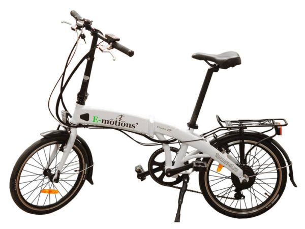 Электровелосипед - E-motions Citychic