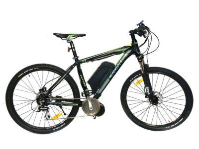 Электровелосипед - E-motions Cronus Central Motor