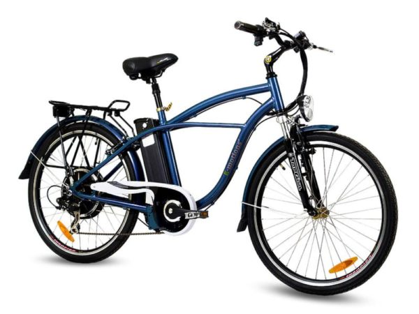 Электровелосипед - E-motions Cruiser 500 (Люкс)