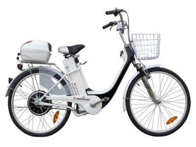 Электровелосипед - E-motions Dacha (Дача) 350w