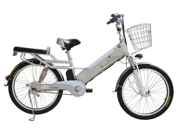Электровелосипед - E-motions Dacha (Дача) 350w Li-ion 2017