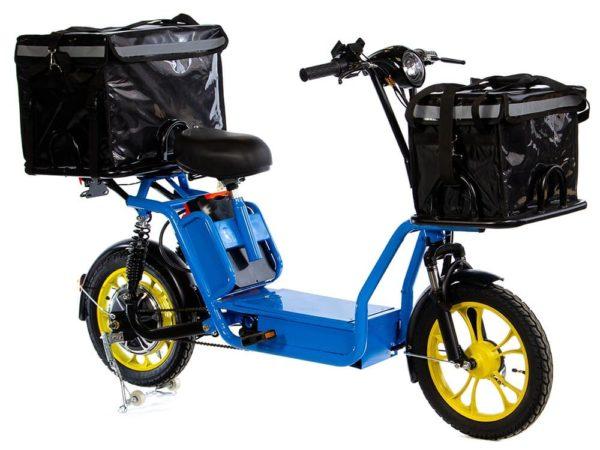 Электровелосипед - E-motions Fox Cargo