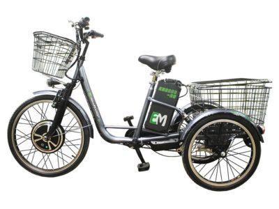 Электровелосипед - E-motions Kangoo-ru 700w