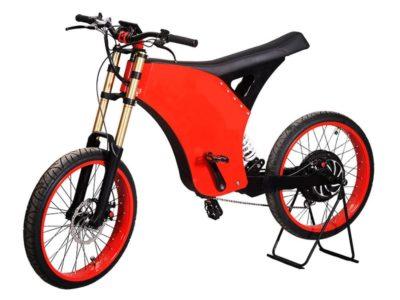 Электровелосипед - E-motions MegaVolt De Lux
