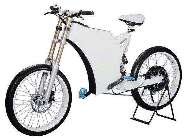 Электровелосипед - E-motions MegaVolt Premium