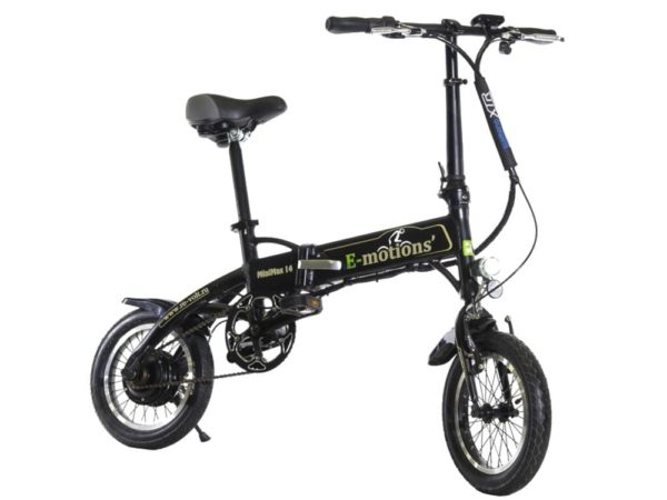 Электровелосипед - E-motions MiniMax