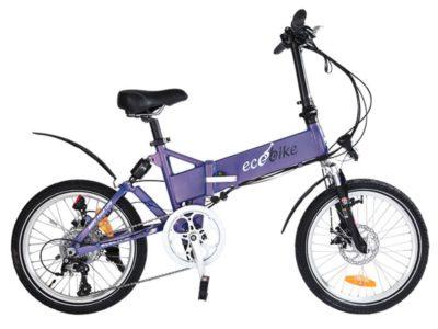 Электровелосипед - ECOBIKE F1
