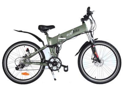 Электровелосипед - ECOBIKE Hummer
