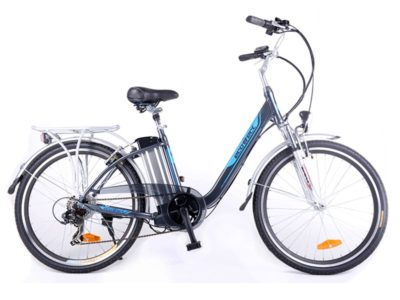 Электровелосипед - Ecoffect Citybike 26
