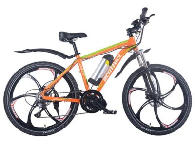 Электровелосипед - Ecoffect Rush
