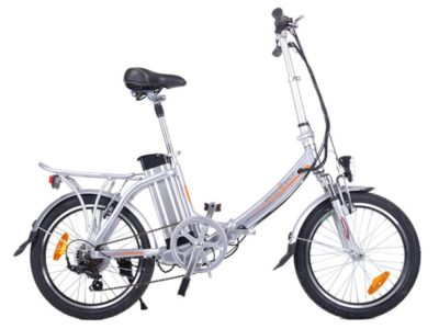 Электровелосипед - Ecoffect Urban runner
