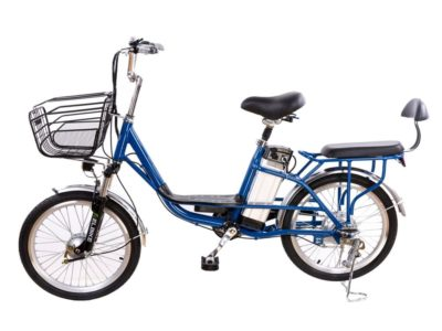 Электровелосипед - Elbike Duet