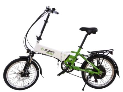 Электровелосипед - Elbike Gangstar Light 250W