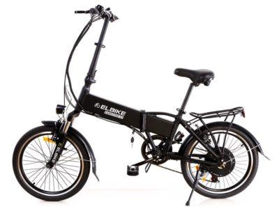 Электровелосипед - Elbike Gangstar St