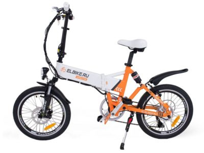 Электровелосипед - Elbike Gangstar Standart 350W
