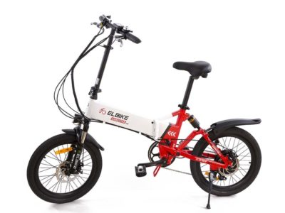 Электровелосипед - Elbike Gangstar Vip 13