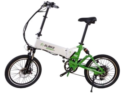 Электровелосипед - Elbike Gangstar Vip 500W