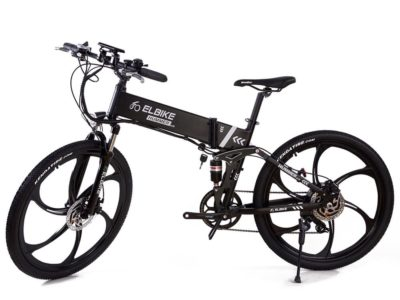 Электровелосипед - Elbike Hummer Elite 13