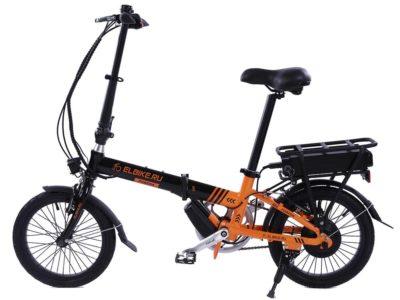 Электровелосипед - Elbike Pobeda 250W