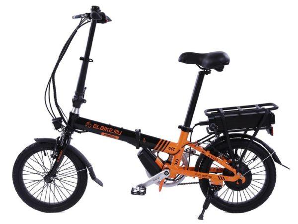 Электровелосипед - Elbike Pobeda St