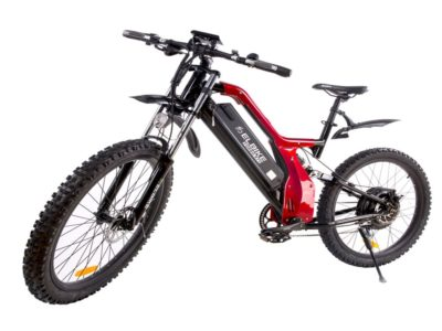 Электровелосипед - Elbike Turbo R75