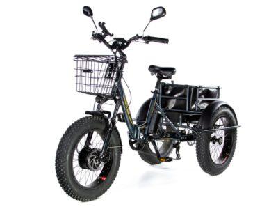 Электровелосипед - Электрический трицикл фэтбайк E-motions FAT Panda 20 (750W 15Ah)