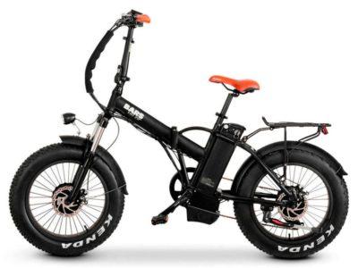 Электровелосипед - Электро фэтбайк BARS DUAL