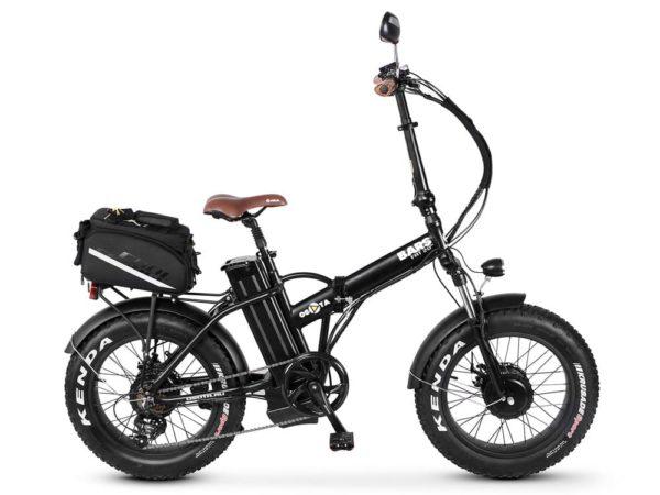Электровелосипед - Электро фэтбайк BARS DUAL PRO 1500W