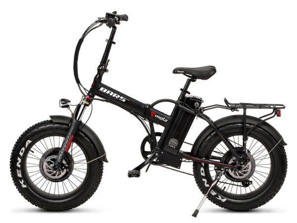 Электровелосипед - Электро фэтбайк BARS HARD DUAL