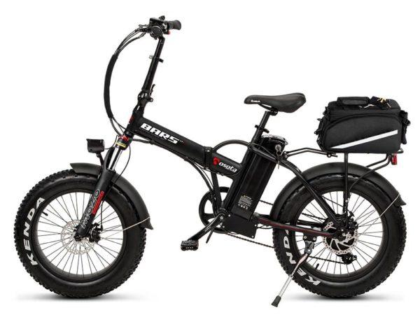Электровелосипед - Электро фэтбайк BARS PRIME