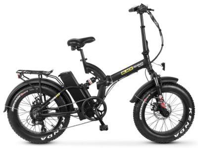 Электровелосипед - Электро фэтбайк Black Rhino 850