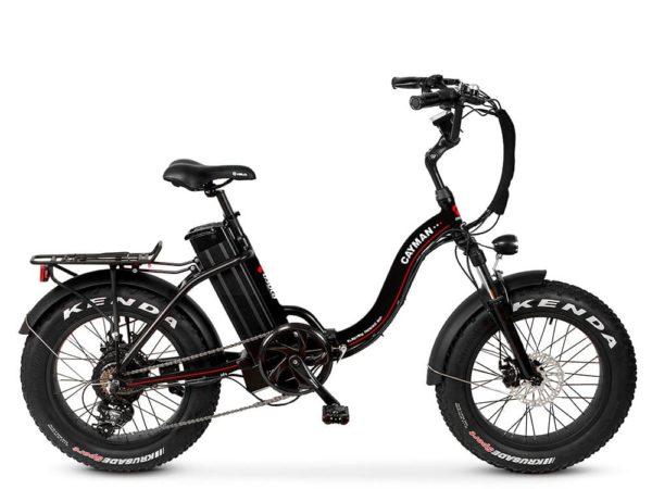 Электровелосипед - Электро фэтбайк Cayman CLASSIC